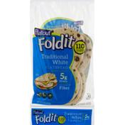Flatout Foldit Traditional White Flatbread