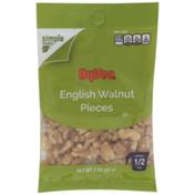 Hy-Vee English Walnut Pieces