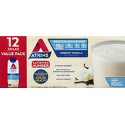Atkins French Vanilla Shakes
