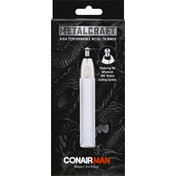 ConairMan Trimmer, High Performance, Metal