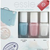 Essie Nail Lacquer, Travel Lite Collection