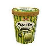 Shirakiku Green Tea Ice Cream