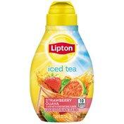 Lipton Liquid Iced Tea Mix Strawberry Guava
