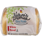 Nature's Promise Bread, Natural White