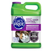 Cat's Pride Max Power Total Odor Control Scented Clumping Clay Cat Litter (C47115)