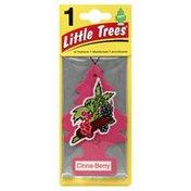 Little Trees Air Freshener, Cinna-Berry