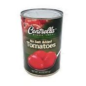 Centrella No Salt Added Tomatoes