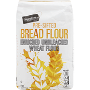 Signature Select Bread Flour, Pre-Sifted