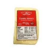 Cream Havarti Fresh Danish Cheese