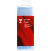 Tyr Towel, Dry-Off, Sport, 420 Blue