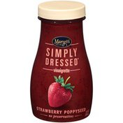 Marzetti Simply Dressed Vinaigrette Strawberry Poppyseed