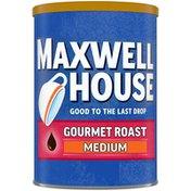 Maxwell House Gourmet Roast Medium Roast Ground Coffee