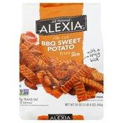 Alexia Fries, Rib Cut, Sweet Potato, BBQ