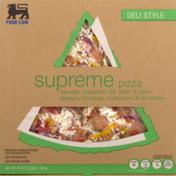 Food Lion Pizza, Deli Style, Supreme, Box