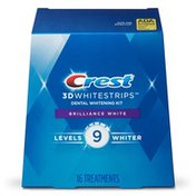 Crest Brilliance White Teeth Whitening Kit