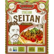 Upton's Naturals Seitan, in Crumbles, Italian