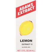 Adams Extract Lemon Extract