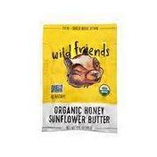 Wild Friends Organic Honey Sunflower Butter