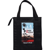 Smart & Final Insulated Tote, Hot & Cold