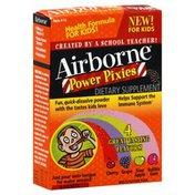 Airborne Effervescent Health Formula, for Kids, Multi-Flavor Pack