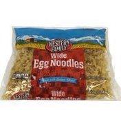 Western Family Wide Egg Noodles