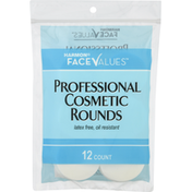 Harmon Cosmetic Rounds, Professional