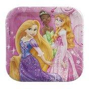 "DesignWare Plates Princess Sparkle 7"" - 8 CT"