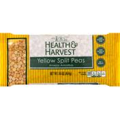 Health & Harvest Split Peas, Yellow