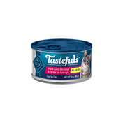 Blue Buffalo Food For Cats, Fish and Shrimp Entree in Gravy, Flaked, Adult