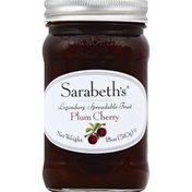 Sarabeth's Spreadable Fruit, Plum Cherry
