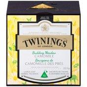 Twinings Budding Meadow Camomile Large Leaf Herbal Tea Bags