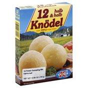 Dr Willi Knoll Dumpling Mix, Potato, Half & Half