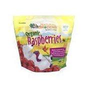 Natural Grocers Frozen Fruit Organic Raspberries