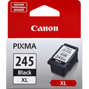Canon Cartridge, Fine, Black, PG-245XL
