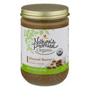 Nature's Promise Organic Almond Butter