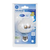 General Electric Reveal Bulb 11w
