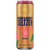 Bud Light Seltzer Peach Iced Tea