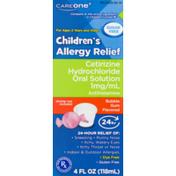 CareOne Children's Allergy Relief Bubble Gum