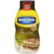 Best Foods with Olive Oil Mayonnaise Dressing