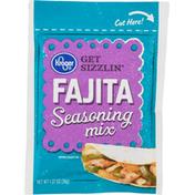 Kroger Seasoning Mix, Fajita