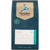 Caribou Coffee Peru Light Roast Whole Bean Coffee