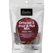 Essential Everyday Trail Mix, Fruit & Nut, Omega-3