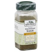 The Spice Hunter Dalmatian Sage, Rubbed, Leaves
