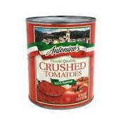 Antonino's Crushed Canned Tomatoes