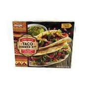 Meijer Taco Soft Taco Shells, Taco Sauce, Seasoning Mix Dinner Kit