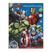 Marvel Avengers Holiday Countdown Calendar - 24 CT