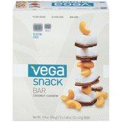 Vega Coconut Cashew Snack Bar