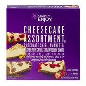 Simply Enjoy Cheesecake Assortment