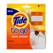 Tide To Go Stain Eraser - 4 CT
