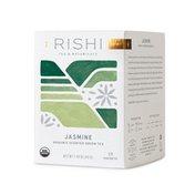 Rishi Tea Jasmine Organic Scented Green Tea Sachets